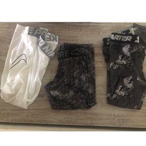 Boys compression pants (set of 3)